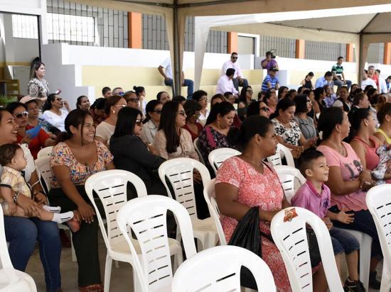 La Unidad Andrés de Vera volverá a recibir a más de 1.500 alumnos
