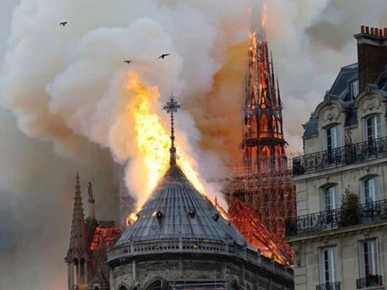 Conmoción por daño de catedral