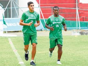 Alfaro y Wila, descartados en Liga de Portoviejo para medir a Gualaceo