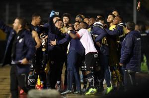 Independiente del Valle se clasifica, tras eliminar a Unión en penaltis