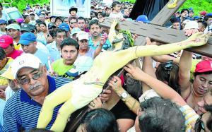 Este año el Vía Crucis en Portoviejo será más corto