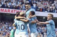 Manchester City venció al Tottenham y recupera el liderato