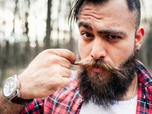 Las barbas de los hombres tienen más gérmenes que la piel de los perros