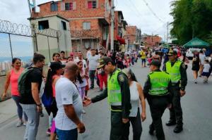 Homicidios disminuyen un 20 % en Colombia durante Semana Santa
