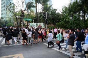 Al menos 3 muertos en Filipinas por un sismo de magnitud 6,1