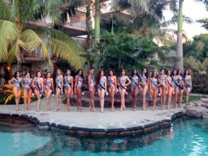 Representante de Guayas gana el Miss Beach Beauty en Canoa