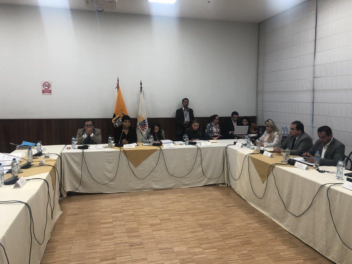 Asamblea admite a trámite juicio político a María Fernanda Espinosa