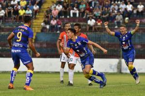 Copa Ecuador: Delfín venció de visita a Insutec (1-2)