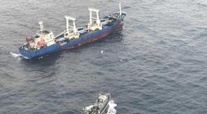 Armada ecuatoriana lista a desplegarse contra pesqueros ilegales en Galápagos
