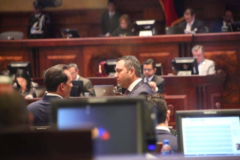 Ocho precandidatos a presidir la Asamblea Nacional