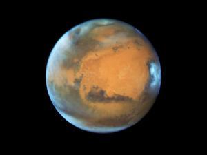 Registran terremoto en Marte