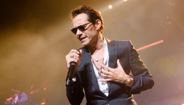 Marc Anthony lanzará el 10 de mayo su octavo disco de salsa, 'OPUS'