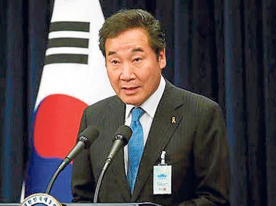 El primer ministro de Corea del Sur visitará el país por primera vez