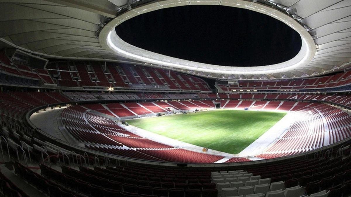 El Metropolitano albergará una final inédita, segunda con pleno inglés