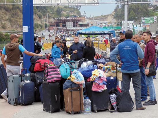 Canadá contribuye 370.000 dólares para ayudar a migrantes en Ecuador