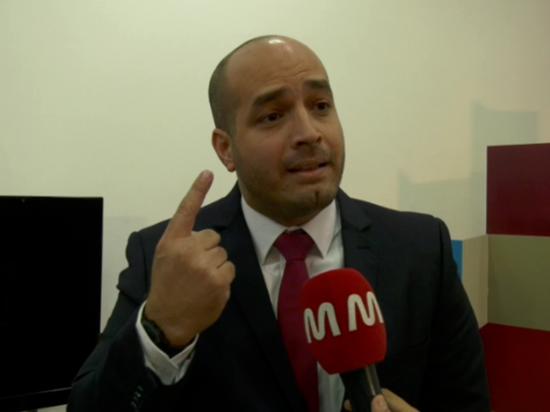 Agustín Intriago: Manta tiene alcalde