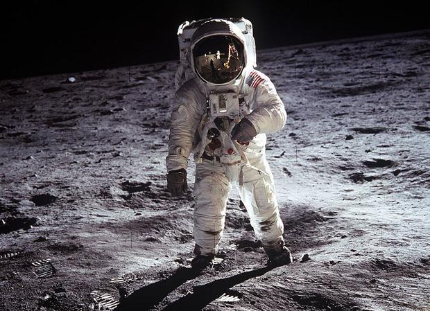 NASA mandará a una mujer por primera vez a la Luna en 2024