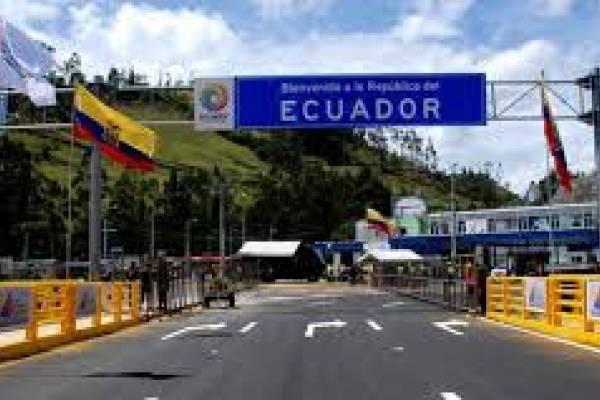 Entra en operación fondo de desarrollo fronterizo entre Ecuador y Colombia