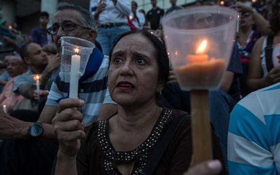 Culpan a Maduro de crímenes