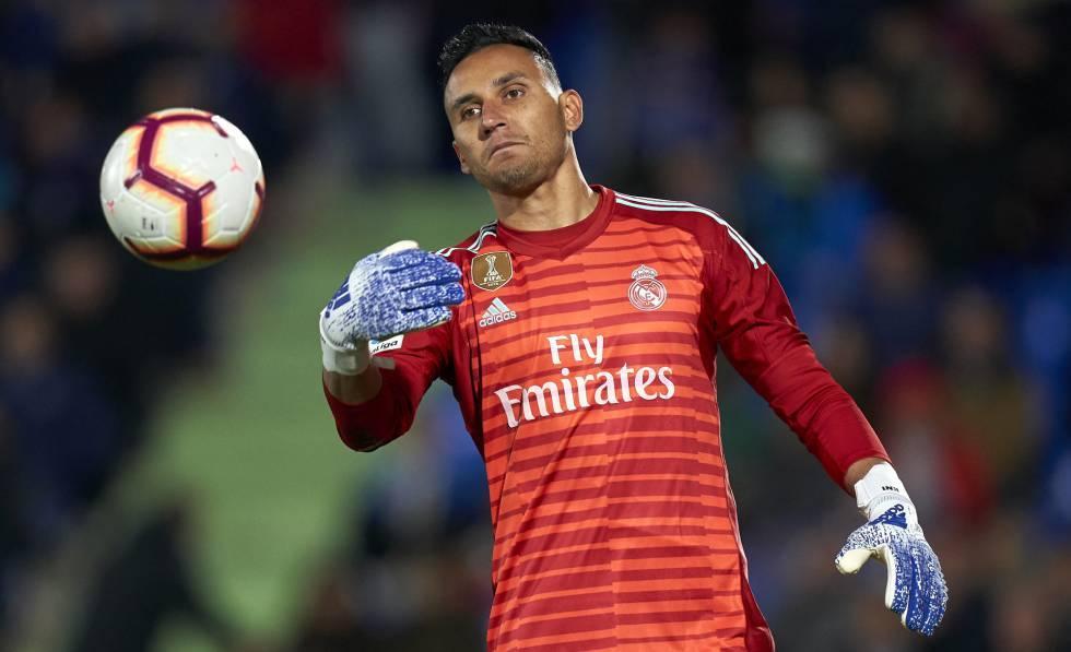 Keylor Navas se despedirá del Real Madrid este domingo, en el Bernabéu