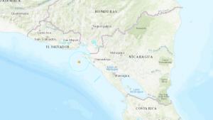 Potente sismo sacude a El Salvador, Honduras y Nicaragua