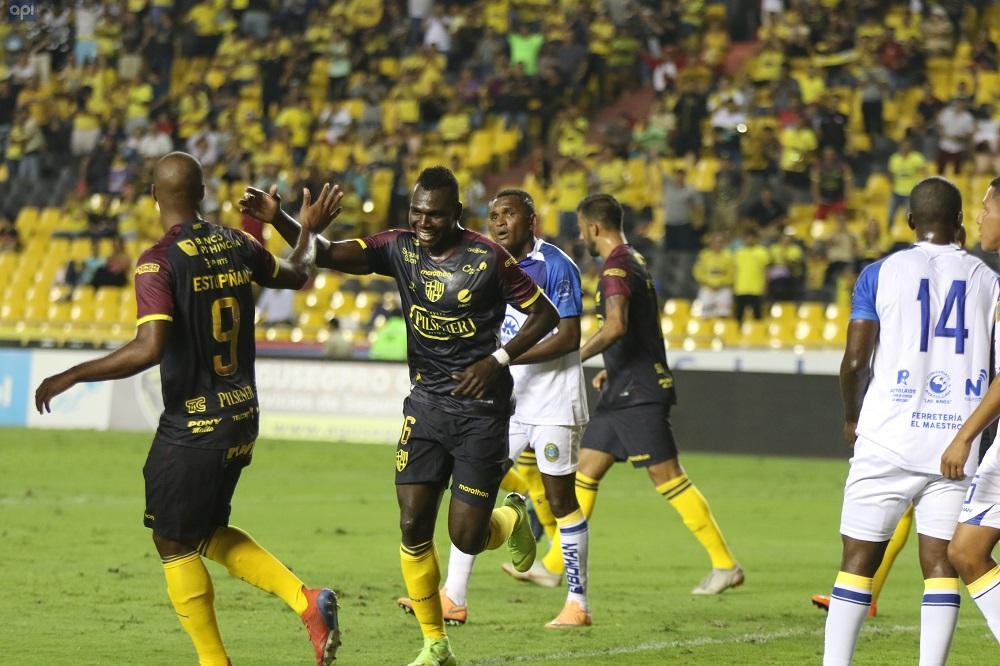 Copa Ecuador: Barcelona se impone 2-0 ante Mineros en el Monumental | El  Diario Ecuador