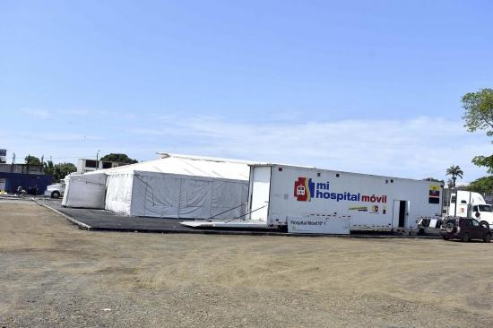 Esperan que en julio se adjudique el hospital de Pedernales