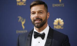 Ricky Martin muestra una fotografía de su hija en Instagram