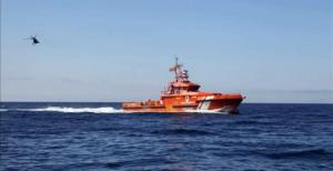 Hallan el cadáver del bebé desaparecido de una embarcación que llegó a España