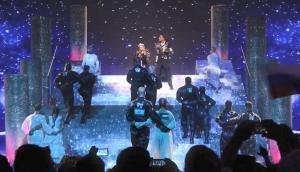 Madonna, en Eurovisión israelí: ''El poder de la música es unir a la gente''