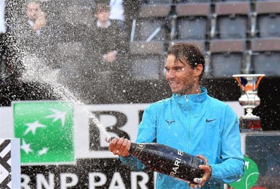Nadal: ''Ganar este título es un paso adelante muy importante''