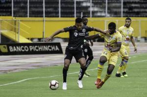 Delfín empata en su visita a América de Quito (1-1)