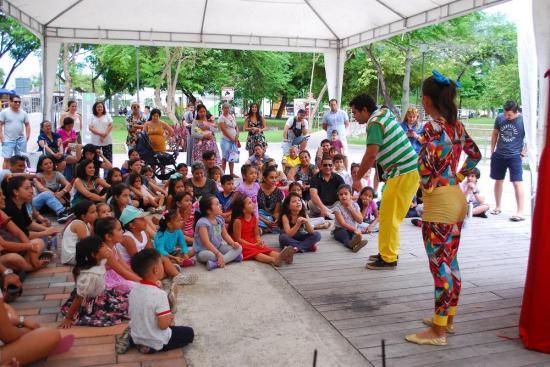 Portoviejo vive días llenos de teatro con festival internacional