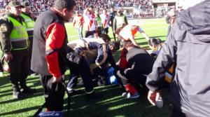 Fallece un árbitro cuando dirigía un partido a más de 4.000 metros en Bolivia