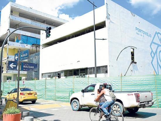 Dos observaciones para el municipio de Portoviejo