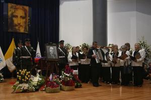 El Gobierno de Ecuador decreta cuatro días de duelo nacional por Julio César Trujillo