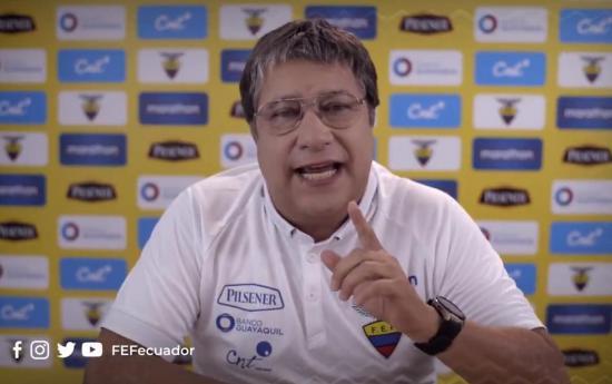 Los manabitas Intriago y Garcés, en la lista de 23 convocados de la Selección de Ecuador