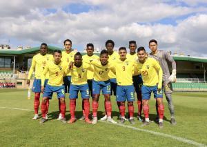 Plaza y Campana, claves de Célico para llevar a Ecuador al título en Polonia