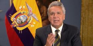Presidente Moreno anunciará el viernes sustitución de algunos ministros