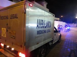 Hombre es asesinado a balazos en un prostíbulo de Manabí