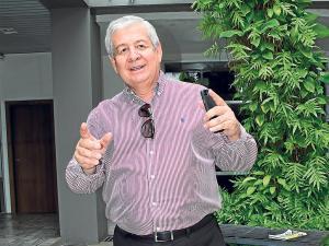 """Roberto Rodríguez: """"Sólo nos falta el gol en Liga de Portoviejo"""""""