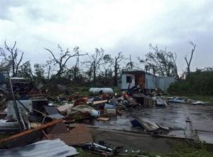 Al menos tres muertos en una serie de tornados en Misuri, EE.UU.