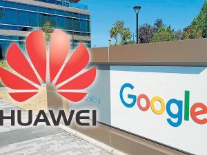 La crisis 'Google - Huawei'