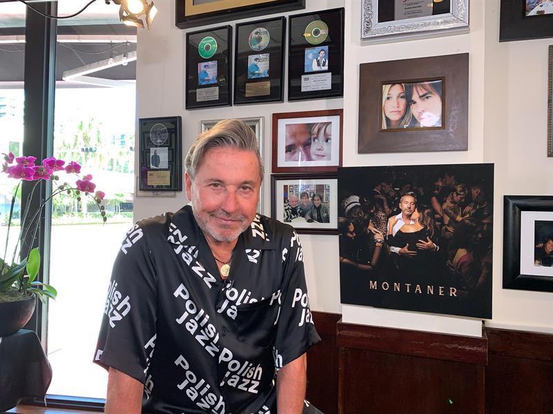Montaner saca un disco para recordar ''lo rico que es bailar pegao''