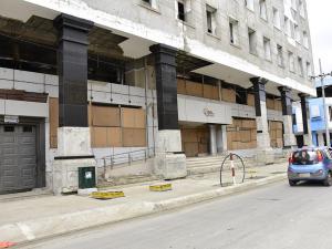 Declaran desierta la planificación para reconstruir el palacio de justicia en Portoviejo