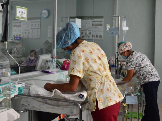 Bebés son los más  afectados en brote  infeccioso en hospitales