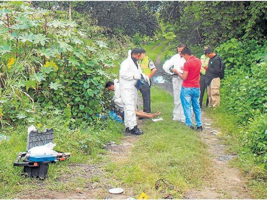 Falta capturar a tres asesinos