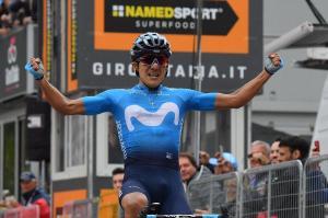 El ecuatoriano Richard Carapaz es el nuevo líder de la clasificación del Giro de Italia
