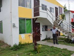 En San Cayetano hay problemas por casas vacías