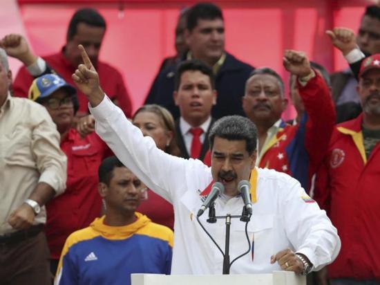 Maduro ordena que se invierta en Huawei